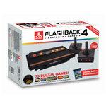 Console de salon Atari  + 2 joysticks sans fil + 75 jeux