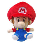 Peluche Mario Bros Nintendo bébé Mario 13cm