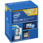 Processeur Dual Core Socket 1150 Cache L3 3 Mo Intel HD Graphics 4400 0.022 micron (version boîte - garantie Intel 3 ans)