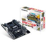 Carte mère ATX Socket AM3+ AMD 970 - SATA 6 Gbps - USB 3.0 - 2x PCI-Express 2.0 16x