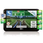 """GPS spécial camion 43 pays d'Europe Ecran 5"""" avec TMC - Bonne affaire (article utilisé, garantie 2 mois)"""