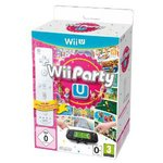 Wii Party U + Remote Plus blanche (Wii U)