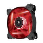 Ventilateur de boîtier 120 mm avec LEDs rouges