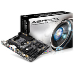 Carte mère ATX Socket FM2+ AMD A88X - SATA 6 Gbps - USB 3.0 - 2x PCI-Express 3.0 16x