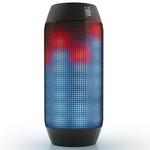Enceinte portable Bluetooth et NFC avec animation lumineuse