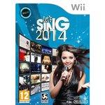 Let's Sing 2014 (WII/WII U)