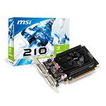 512/1024 Mo TurboCache Dual DVI - PCI Express (NVIDIA GeForce avec CUDA 210)