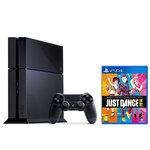 Console PlayStation 4 500 Go +Une Manette Dual Shock 4 + Just Dance 2014