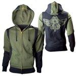 Abysse Corp Sweat Shirt à Capuche Zelda Taille XXL