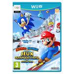 Mario & Sonic aux Jeux Olympiques d'hiver de Sotchi 2014 (WII U)