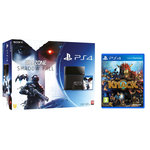 Console PlayStation 4 500 Go + Killzone Shadow Fall + Knack