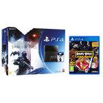Console PlayStation 4 500 Go + Killzone Shadow Fall + Angry Birds : Star Wars