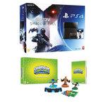 Console PlayStation 4 500 Go + Killzone Shadow Fall + Skylanders : SWAP Force - Pack de démarrage