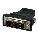 Sapphire Adaptateur HDMI Femelle - DVI Mâle