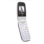 """Téléphone 2G Grosse touches - Ecran 2"""" 176 x 220 - Bluetooth 3.0 - 800 mAh"""
