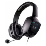 Casque-micro pour gamer (USB/Jack)