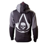 """Abystyle Sweat Shirt à Capuche """"Assassin's Creed IV : Black Flag"""" Taille L"""