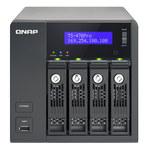 Serveur NAS multimédia 4 baies (sans disque dur)