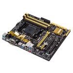 Carte mère Micro-ATX Socket FM2+ AMD A88X (Bolton D4) - SATA 6Gb/s - USB 3.0 - 1x PCI Express 3.0 16x + 1 PCI Express