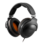 Casque gaming - circum-aural fermé - son Dolby Virtual Surround 7.1 - microphone unidirectionnel rétractable avec suppression du bruit - carte son USB externe - USB/Jack*