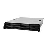 Serveur NAS 12 baies hautes performances évolutif (Rack 2U)