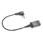 Plantronics Câble Jack 2.5 mm standard Quick Disconnect
