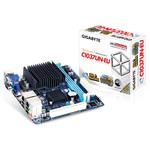 Carte mère Mini ITX avec processeur Celeron 1037U Intel NM70 Express - SATA 6 Gbps - USB 2.0