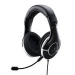 Casque-micro pour gamer et audiophile