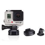 Fixation pour trépied à déclenchement rapide pour caméra GoPro HERO 3 / HERO 3+ / HERO 4