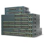 Switch 24 ports 10/100 avec 8 ports POE + 2 ports Gigabit double connectique SFP et ethernet 10/100 Mbps
