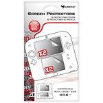 Écrans de protection transparents et anti-rayures pour 3DS et 2DS