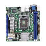 Carte mère Mini ITX Socket 1150 Intel C226 Aspeed AST2300 - 6x SATA 6Gb/s - 1x PCI Express 3.0 16x - 2 x Gigabit LAN