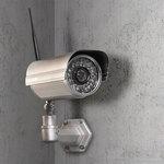 Caméra IP d'extérieur HD 720p Cloud  jour/nuit  (Ethernet / Wi-Fi N)