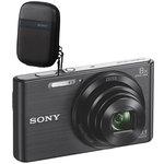 Appareil photo 20.1 MP - Zoom optique 8x - HD 720p - Écran LCD 6.2 cm