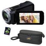 Caméscope Full HD Wi-Fi tout terrain écran LCD tactile carte mémoire + Sacoche de transport + Carte SD 8 Go
