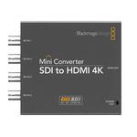 Mini convertisseur SDI vers HDMI 4K