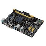 Carte mère Micro ATX Socket AM1 - SATA 6Gb/s - USB 3.0 - 1x PCI Express 2.0 16x