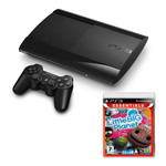 Console Playstation 3 Ultra Slim 12 Go + le jeu Little Big Planet - Essentials Collection
