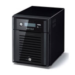 Serveur NAS 4 baies avec 4 disques durs et Windows Storage Server 2012 R2