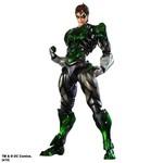 Play Arts Kai Figurine DC Comics Variant - Green Lantern - Figurine 27,5 cm