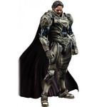 Play Arts Kai Figurine Man of Steel - Jor-El - Figurine 24,2 cm