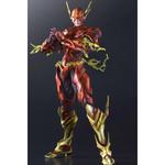 Play Arts Kai Figurine DC Comics Variant - The Flash - Figurine 26,5 cm