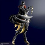 Play Arts Kai Figurine DC Comics Variant V2 - Batgirl - Figurine 26,5 cm