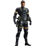 Play Arts Kai Figurine Metal Gear Solid V : Ground Zeroes - Snake - Figurine 27,5 cm