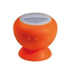 Mini haut-parleur Bluetooth avec ventouse