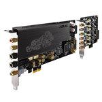 Carte son Surround 7.1 PCI-E 1x