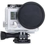 Filtre de densité neutre pour caméra GoPro Hero3+