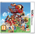 One Piece Unlimited World Red (Nintendo 3DS/2DS)