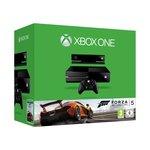 Console Xbox One Noire 500 Go + Capteur Kinect + Forza 5 Motosport
