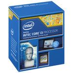 Processeur Dual Core Socket 1150 Cache L3 4 Mo Intel HD Graphics 4000 0.022 micron (version boîte - garantie Intel 3 ans)